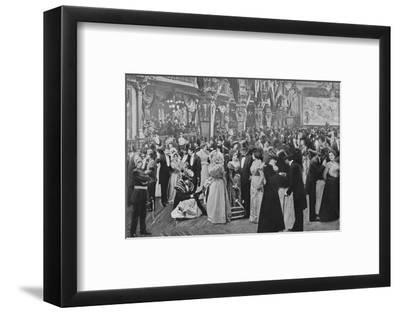 'Le Casino De Paris', 1900-Unknown-Framed Photographic Print