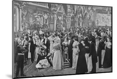 'Le Casino De Paris', 1900-Unknown-Mounted Photographic Print