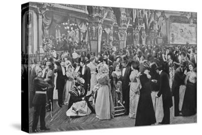 'Le Casino De Paris', 1900-Unknown-Stretched Canvas Print