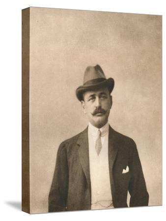 'Mr. L. Newmann', 1911-Unknown-Stretched Canvas Print