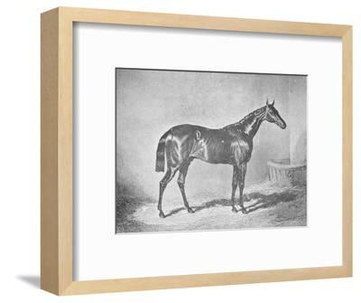 'Charles XII, Winner of the St. Leger' 1839, (1911)-Unknown-Framed Giclee Print