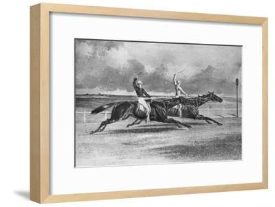 'Surplice and Canezou', 1845-1871, (1911)-Unknown-Framed Giclee Print