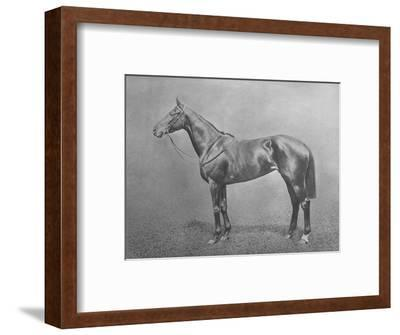 'Flair', 1911-Unknown-Framed Giclee Print