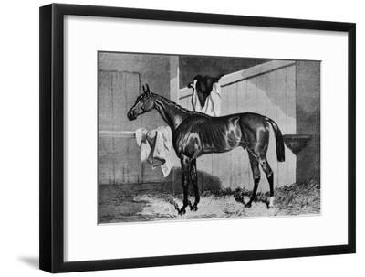 'Warlock', 19th century, (1911)-Unknown-Framed Giclee Print