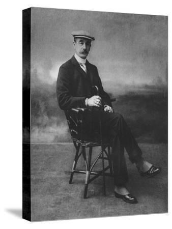 'Mr. J. Reid Walker', 1911-Unknown-Stretched Canvas Print