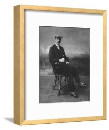 'Mr. J. Reid Walker', 1911-Unknown-Framed Giclee Print