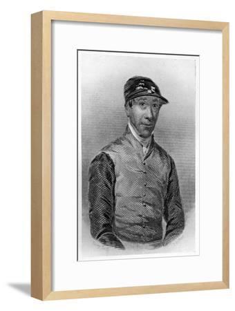 'Jem Robinson', c1850, (1911)-Unknown-Framed Giclee Print