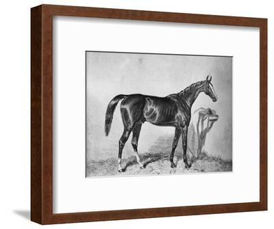 'St. Albans', c19th century, (1911)-Unknown-Framed Giclee Print