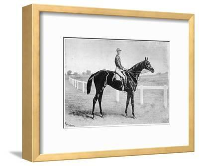 'Caller Ou', c1860s, (1911)-Unknown-Framed Giclee Print