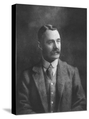 'Mr W Brodrick-Cloete', 1911-Unknown-Stretched Canvas Print