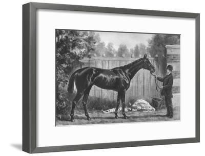 'Paradox', 1882-1890, (1911)-Unknown-Framed Giclee Print
