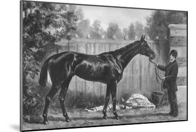 'Paradox', 1882-1890, (1911)-Unknown-Mounted Giclee Print