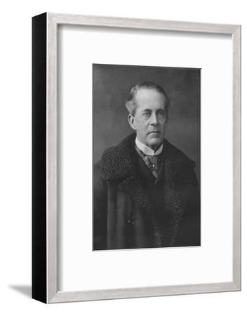 'Earl Cadogan', 1911-Unknown-Framed Photographic Print