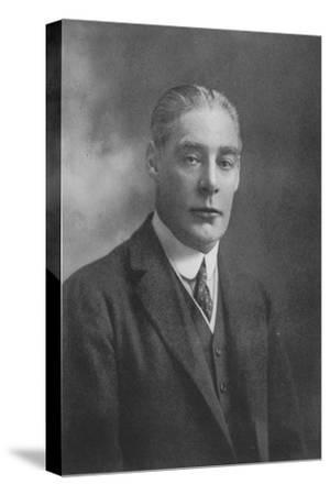 'Sir Ernest C. Cochrane', 1911-Unknown-Stretched Canvas Print