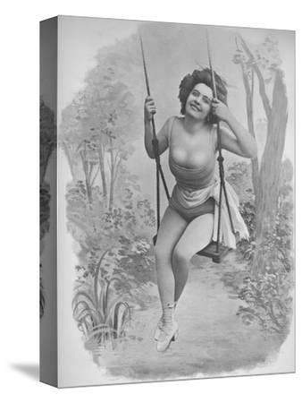 'Pauline D'Argent', 1900-Unknown-Stretched Canvas Print