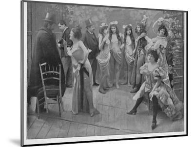 'Apres La Bataille', 1900-Unknown-Mounted Photographic Print