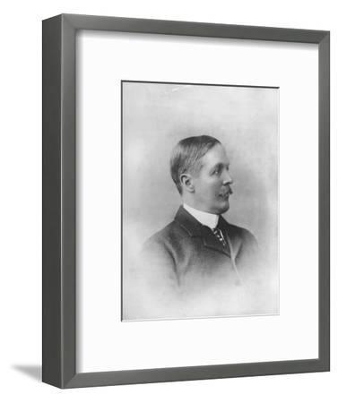 'Mr. J. J. Bell Irving', 1911-Unknown-Framed Giclee Print