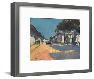 'Mexico City', 1903-Mortimer L Menpes-Framed Giclee Print