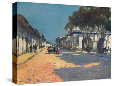 'Mexico City', 1903-Mortimer L Menpes-Stretched Canvas Print