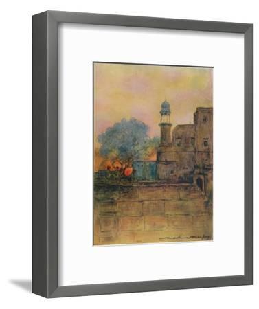 'Muttra', 1905-Mortimer Luddington Menpes-Framed Giclee Print