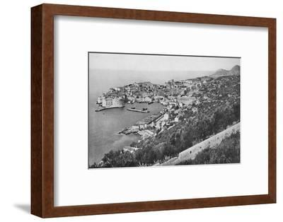 'Ragusa', 1913-Unknown-Framed Photographic Print
