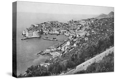 'Ragusa', 1913-Unknown-Stretched Canvas Print