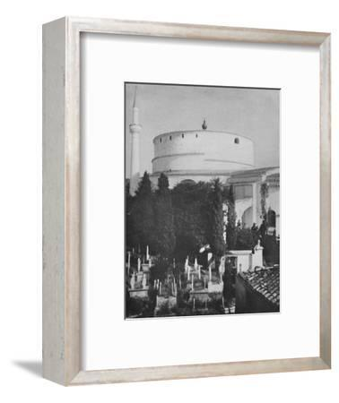 St. George's Greek Church, now a mosque, Constantinople', 1913-Unknown-Framed Photographic Print