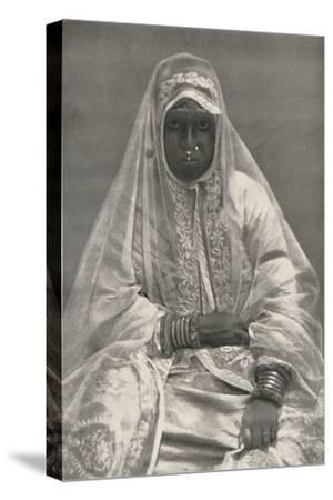 'Muhammedanerin', 1926-Unknown-Stretched Canvas Print