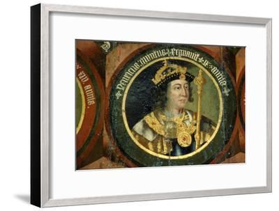 King Henry V of England, (1387-1422), circa mid 16th century-Unknown-Framed Giclee Print