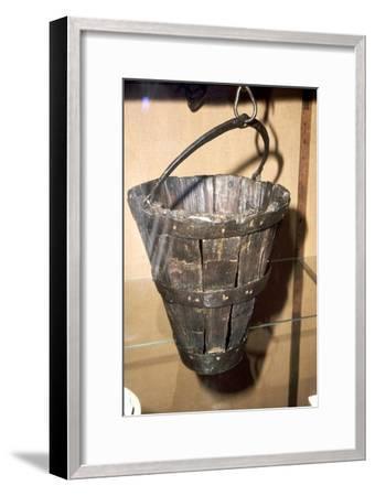Roman bucket, Alesia, c1st-2nd century-Unknown-Framed Giclee Print