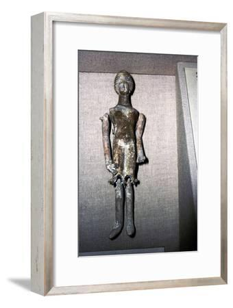 Terracotta Corinth Doll, 350 BC-Unknown-Framed Giclee Print