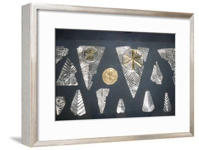 Water Newton Roman Silver from Peterborough, 3rd-4th century-Unknown-Framed Giclee Print