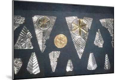 Water Newton Roman Silver from Peterborough, 3rd-4th century-Unknown-Mounted Giclee Print
