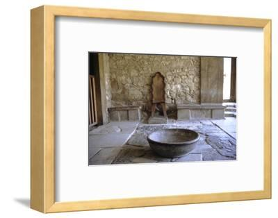 Antichamber to Throne Room in Royal palace, Knossos, Crete, 15th century BC-Unknown-Framed Photographic Print