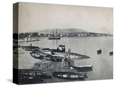 'Dunoon - View on the Clyde', 1895-Unknown-Stretched Canvas Print