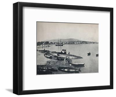 'Dunoon - View on the Clyde', 1895-Unknown-Framed Photographic Print