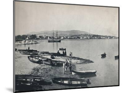 'Dunoon - View on the Clyde', 1895-Unknown-Mounted Photographic Print