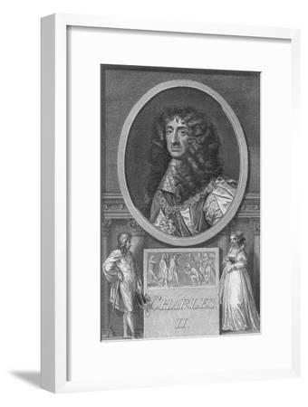 'Charles II', 1788-Unknown-Framed Giclee Print