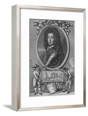 'William III', 1790-Unknown-Framed Giclee Print