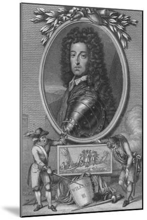 'William III', 1790-Unknown-Mounted Giclee Print