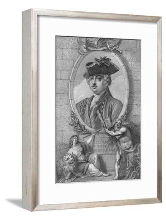 'William, Duke of Cumberland', 1790-Unknown-Framed Giclee Print
