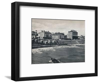 'Bognor - The Esplanade', 1895-Unknown-Framed Photographic Print