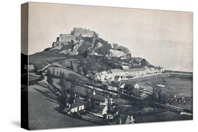 'Jersey - Gorey, and Mont Orgueil Castle', 1895-Unknown-Stretched Canvas Print