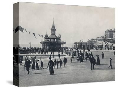 'Bournemouth - The Pier Approach', 1895-Unknown-Stretched Canvas Print