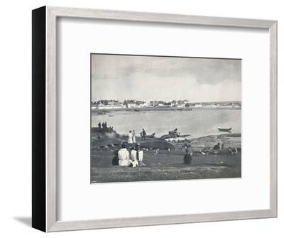 'Kilkee - Looking Across The Bay', 1895-Unknown-Framed Photographic Print