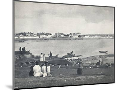 'Kilkee - Looking Across The Bay', 1895-Unknown-Mounted Photographic Print