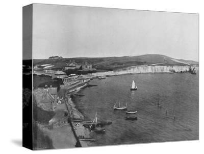 'Freshwater Bay - The Town and the Bay', 1895-Unknown-Stretched Canvas Print