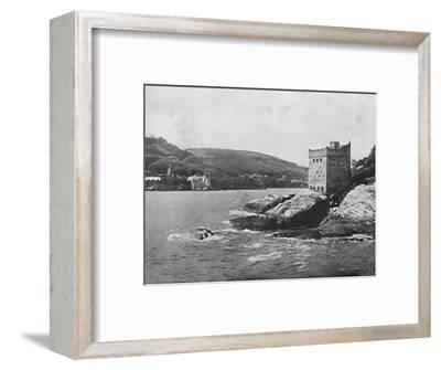 'Dartmouth - Dartmouth and Kingswear Castles', 1895-Unknown-Framed Photographic Print