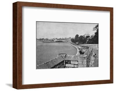 'Southampton - The Western Shore', 1895-Unknown-Framed Photographic Print