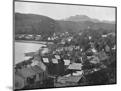 'Gareloch-Head - From the Hills', 1895-Unknown-Mounted Photographic Print